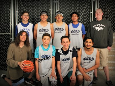 CCRD Youth Basketball High School Division