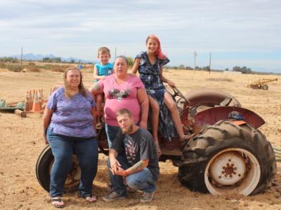 Black Duck Ranch Photo Shoot 2018-10-28 Williams