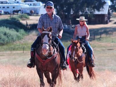 CSHA 05-21-17 Willms Ranch Trail Trial Day 2