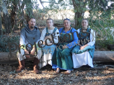 Barton – 11-16-19 – Shoot a Viking in the Woods